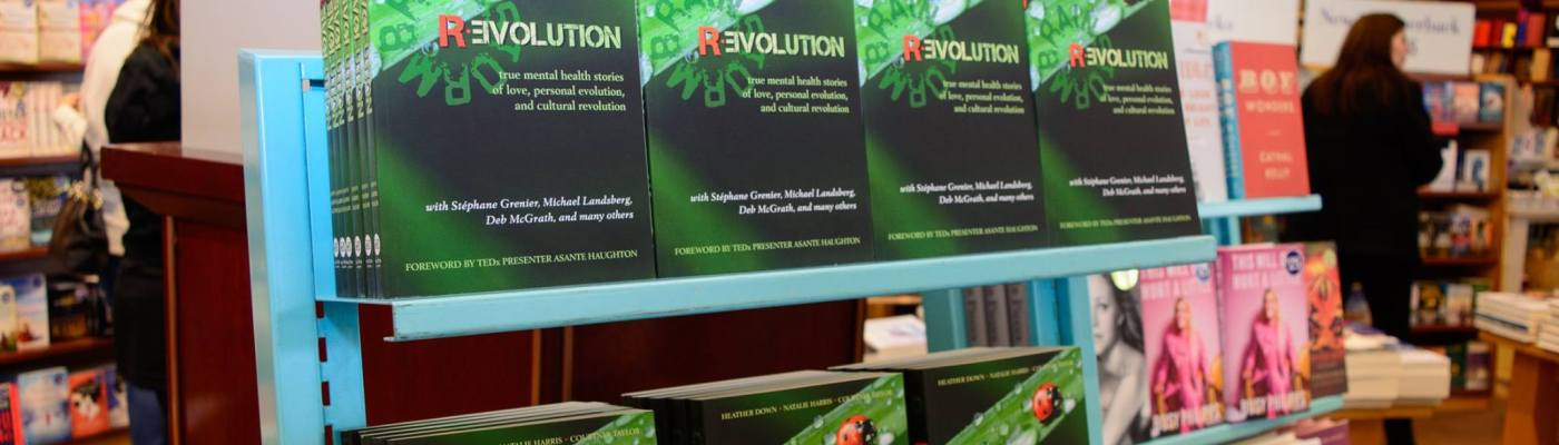 Brainstorm Revolution Book